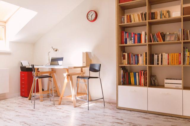 Attic Study image by Photographee.EU (via Shutterstock).